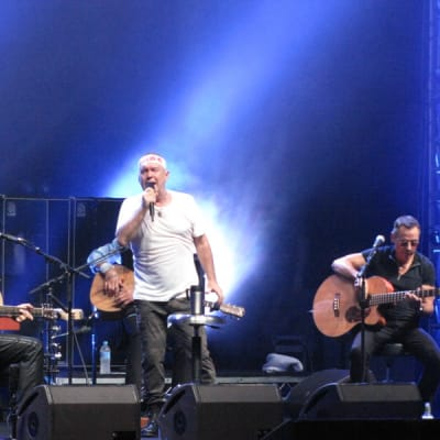 Cold Chisel 2011
