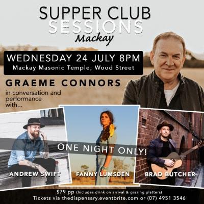 Graeme Connors Supper Club