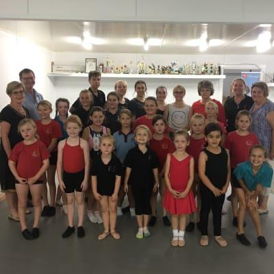 Longreach School of Dance 1