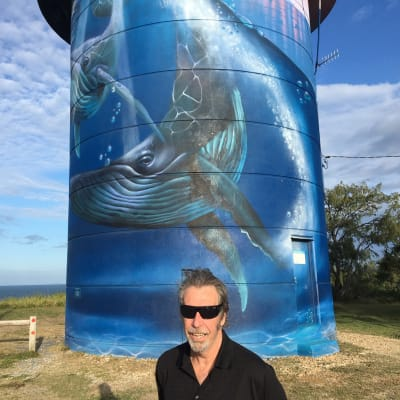 Mike Griffin Water Tower Lamberts