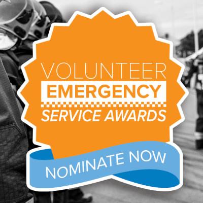 Volunteer Emergency Services Awards