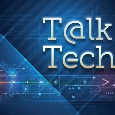 Talk tech slider