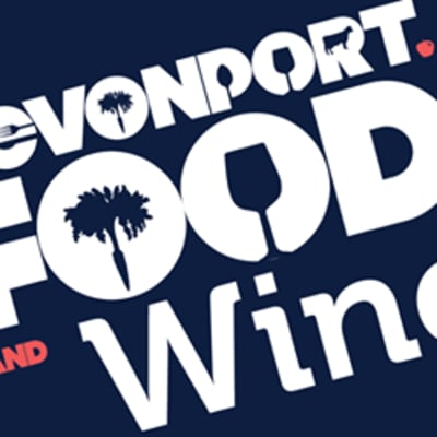 dev food and wine 2018 logo
