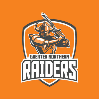 greater norther raiders logo 2