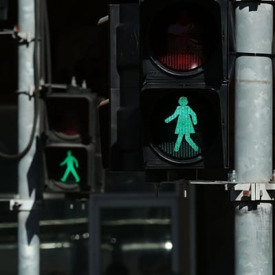 Pedestrian Crossing 1