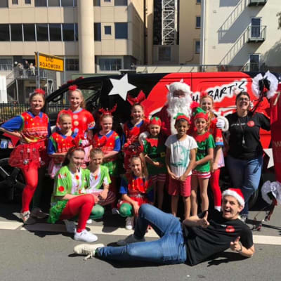 Myer Christmas Pageant 2018