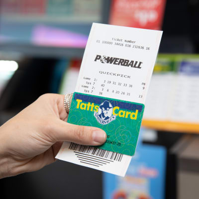 Tatts Powerball 21
