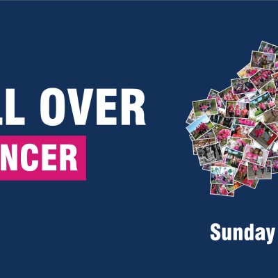 walk all over breast cancer