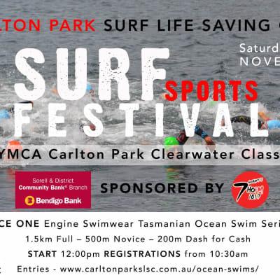 Swim poster 2018