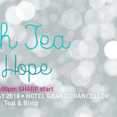 high tea for hope