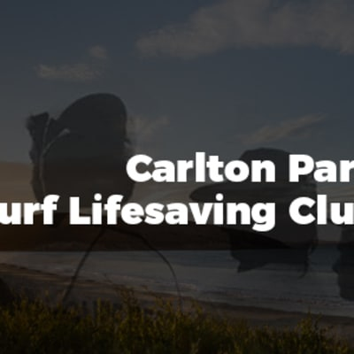 carlton park lifesaving