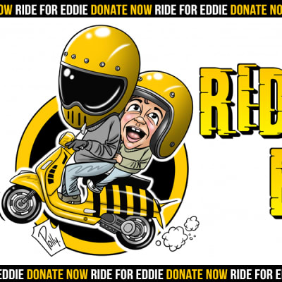Ride for eddie slider