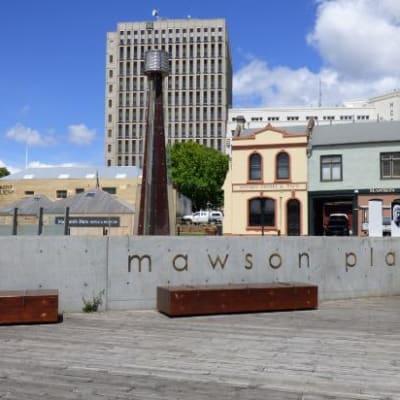 mawson place area