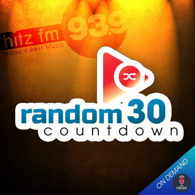 hitz random30 ondemand podcast