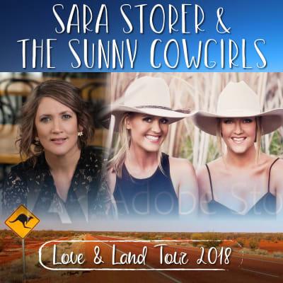 Sara Storer & Sunny Cowgirls.jpg