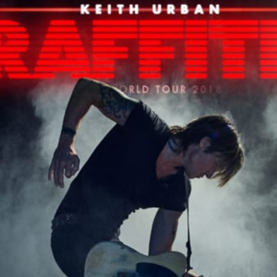 keith urban graffit u world tour