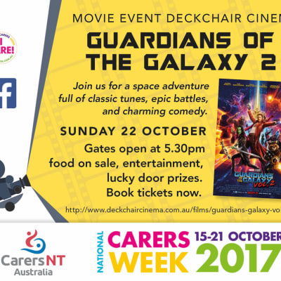 Fundraiser  Movie  Event National Carers Week