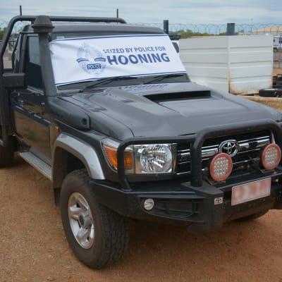 21_May_-_Vehicle_seized_-_Anti-hooning.JPG