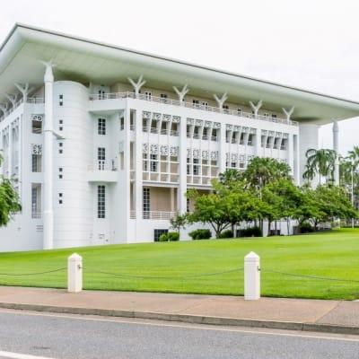 Parliament House Darwin