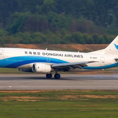 donghair airlines pic