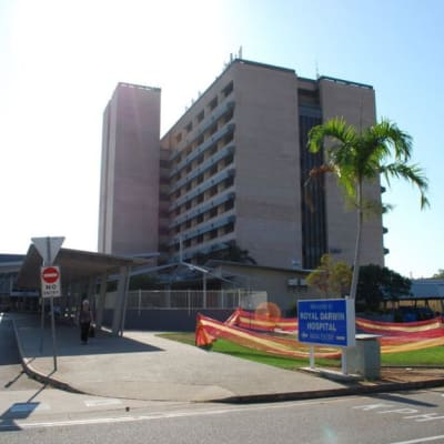royal darwin hospital abc