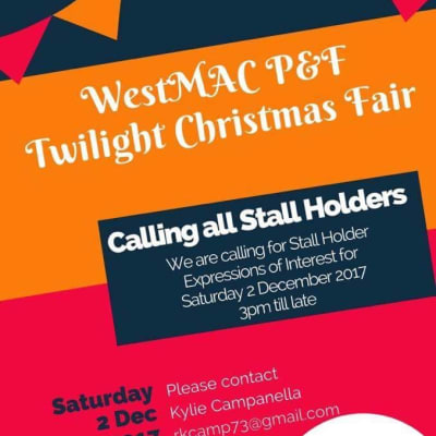 WestMAC P&F Twilight Christmas Fair