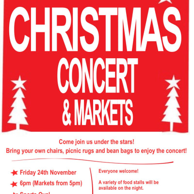 Christmas Concert & Markets