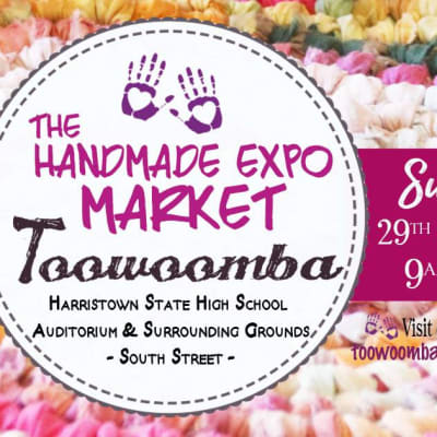 The Handmade Expo market - Toowoomba