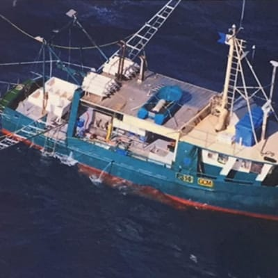 missing trawler