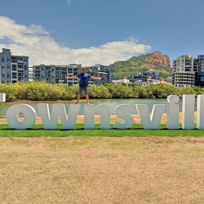 townsville sign