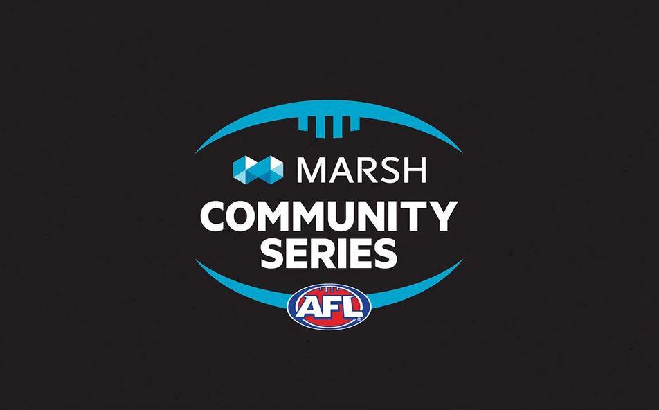 Marsh Community Series Logo