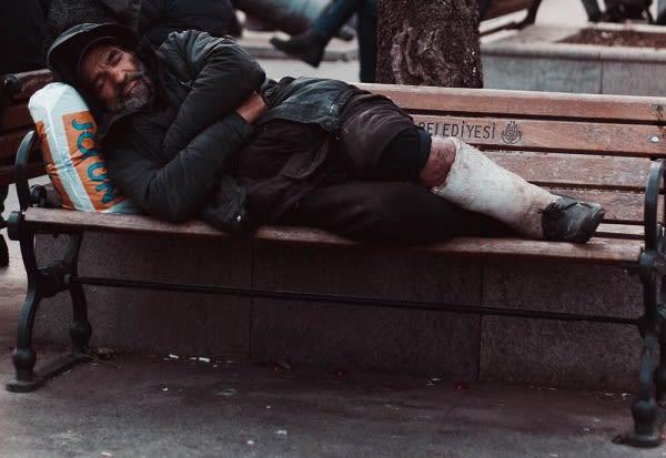 homelessness pexels