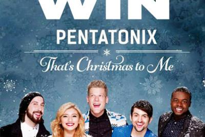 Pentatonix Christmas Album.Magic931 Gift Giving Guide