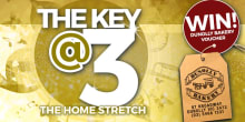 gold key at 3 slider generic