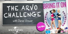 arvo promo bring it on