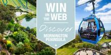 Slide Win on the web Discover Mornington Peninsula1