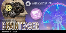 bruces brainteaser slider melb star 2