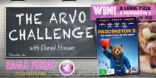 arvo promo eagle dvd paddington2