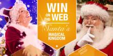 Slide Win on the web Magic Kindom