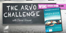 arvo promo green book