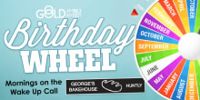 birthday wheel GB slider