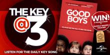 gold key at 3 slider good boys v2