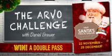 arvo challenge promo santas magical kingdom