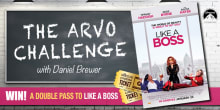 arvo challenge slider like a boss