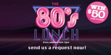The 80s lunch slider gen 20