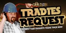 gold tradie track slider