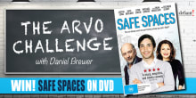 arvo challenge slider safe spaces