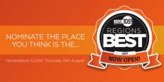 RegionsBest 01. now open