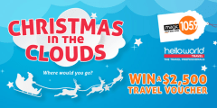 magic1059 christmas in the clouds slider