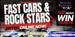 fast carsrock stars slider logo